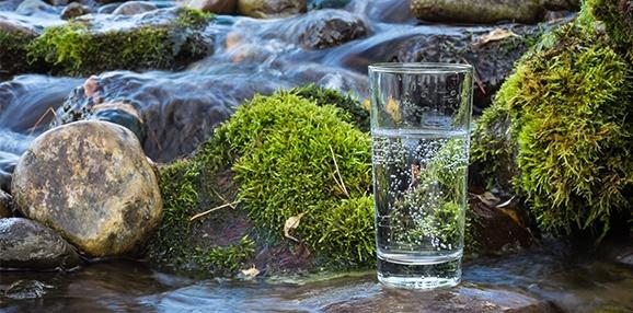 acqua effervescente