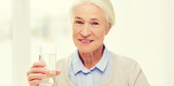 Acqua e terza età