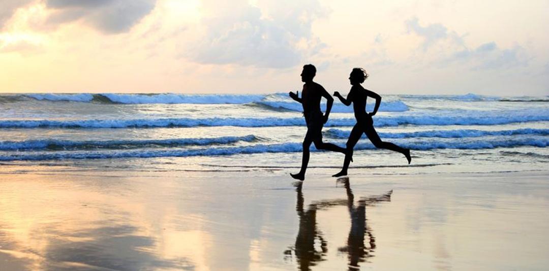 Continuare l'attività fisica anche al mare
