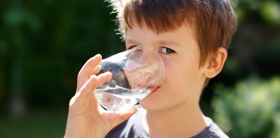 In estate, idratati è meglio!