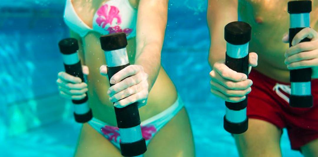 Fitness in acqua: le nuove tendenze