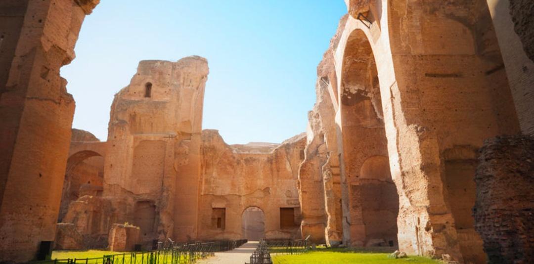 Antichi romani: grandi appassionati di terme