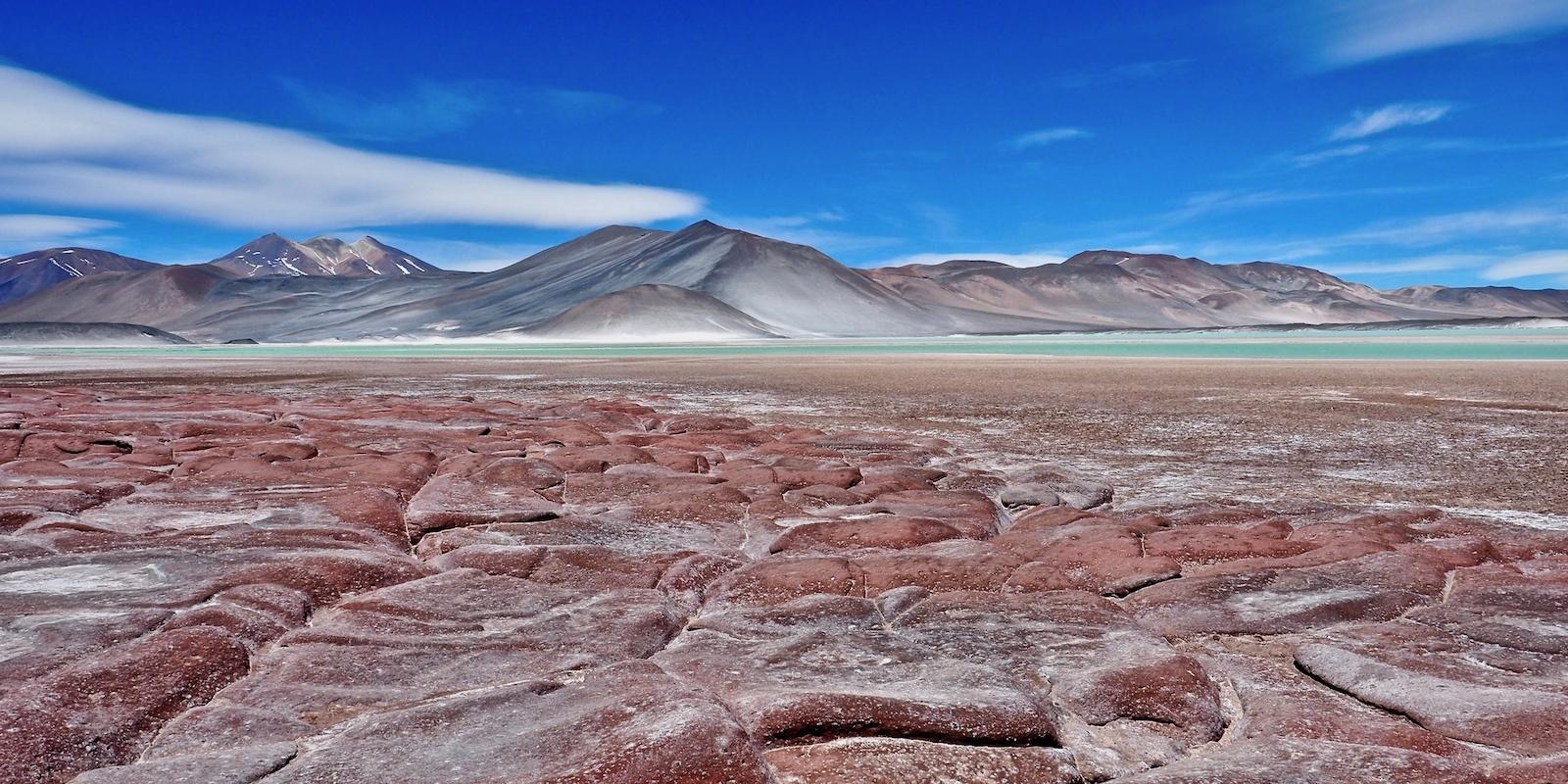 Il deserto di Atacama dove l'acqua non c'è
