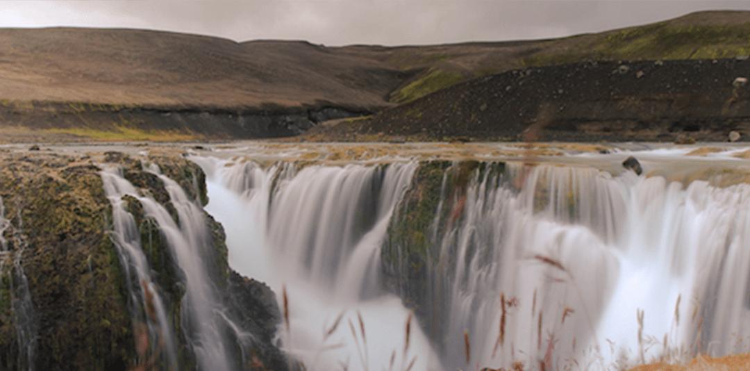 Quando l'acqua è pura energia: le cascate, spettacolo della natura