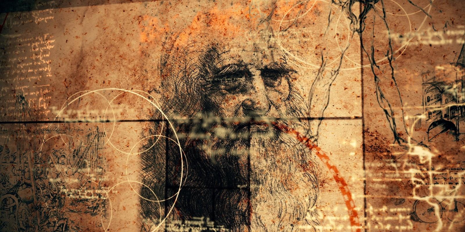 Leonardo da Vinci e i suoi studi sull'acqua