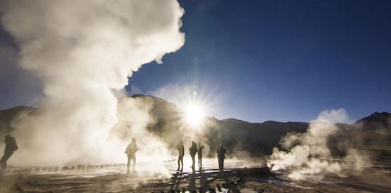 Geyser: quando l'acqua esplode dalle profondità della terra