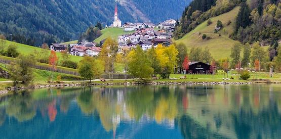 """Un """"percorso benessere"""" nelle terme del Tirolo"""