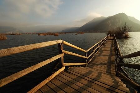 Il lago d'Iseo tra relax e buona tavola