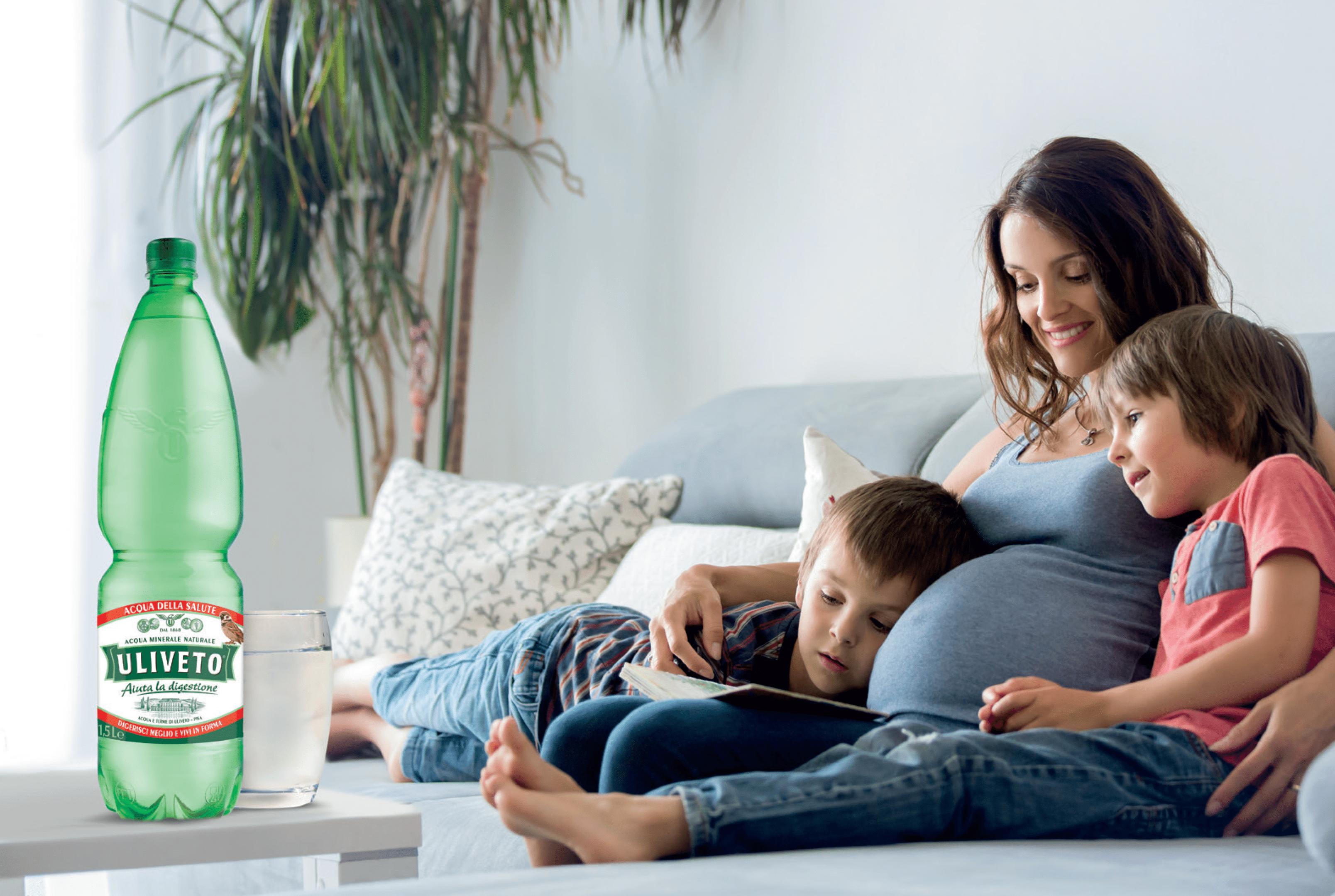 Col calcio la gravidanza è ancora più dolce