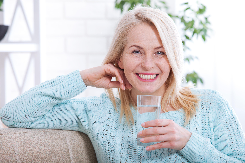 Acqua minerale e calcio: un aiuto per chi è intollerante al lattosio