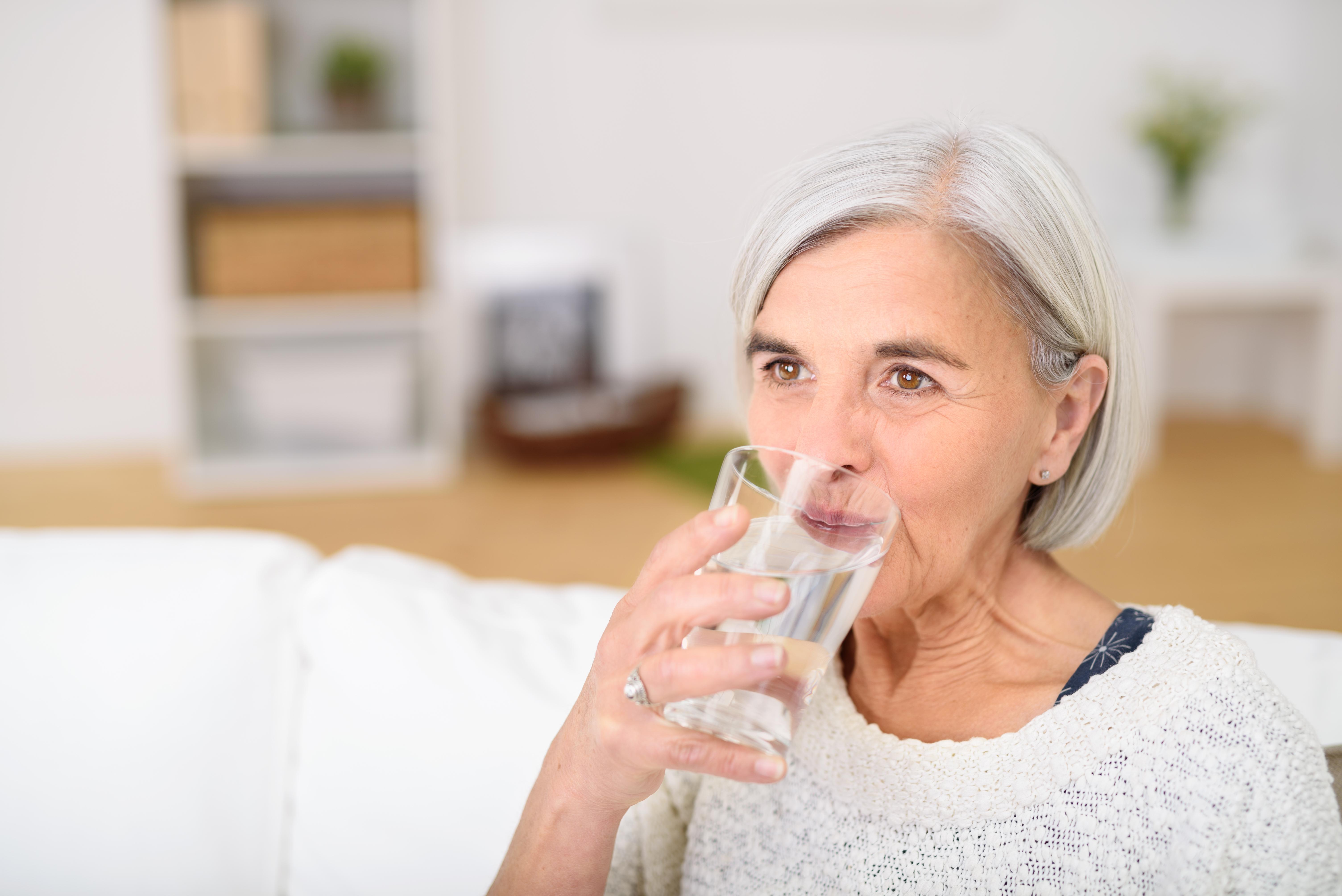 Importanza dell'idratazione negli anziani